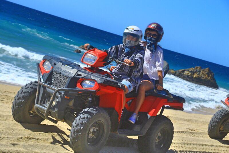 ATV Beach & Desert